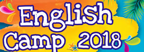 English Camp banner