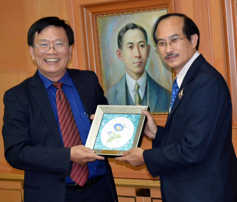 MoU with university in Taiwan
