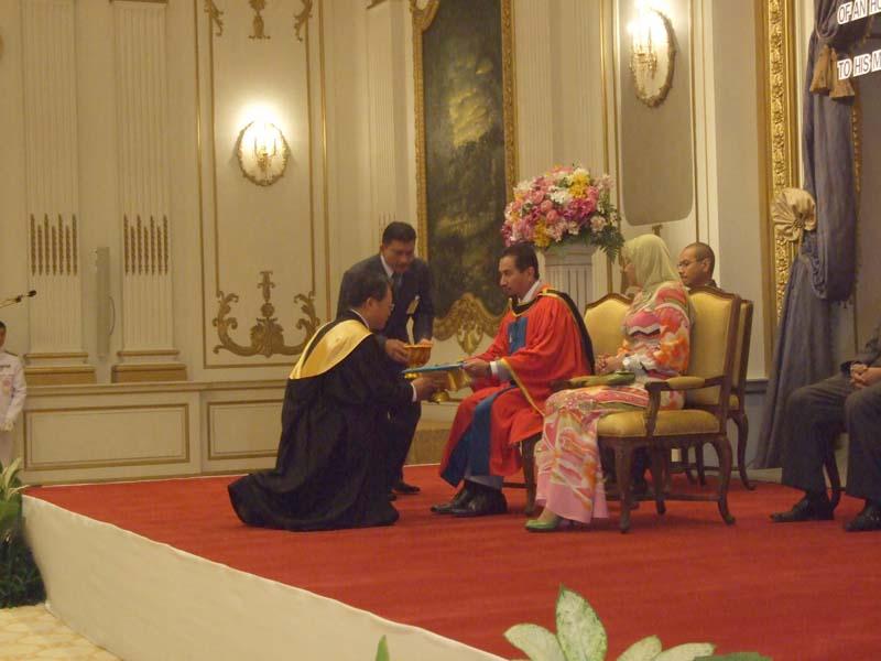His Majesty Yang di-Pertuan Agong