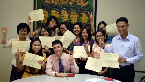 New English Courses by PSU IAO