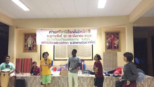 PSU Students volunteer for Community Activities