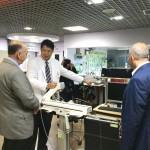 Presidents of two Jordanian Universities visit PSU