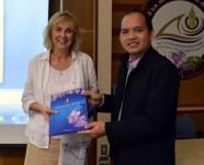 Serbian Delegates Explore Collaboration With PSU