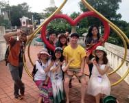 Thai Cultural Program 2014