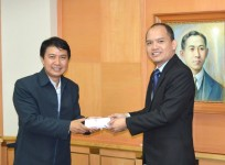 Indonesian Delegates visit PSU