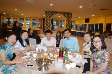 The 8th Social Evening for PSU Foreign Employees