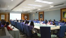 Training Program for International Affairs Officers