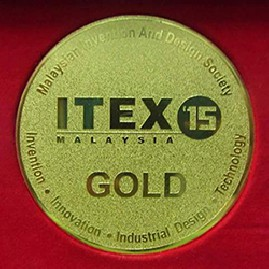 PSU researchers won awards in ITEX2015