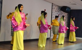 SM Sains Hulu Terengganu Delegates visit PSU