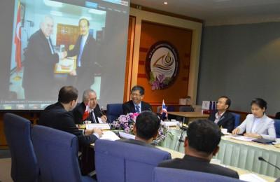Ambassador of the Republic of Turkey honors PSU
