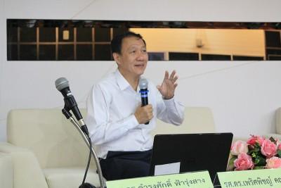 Assoc. Prof. Dr. Damrongsak Faroongsarng